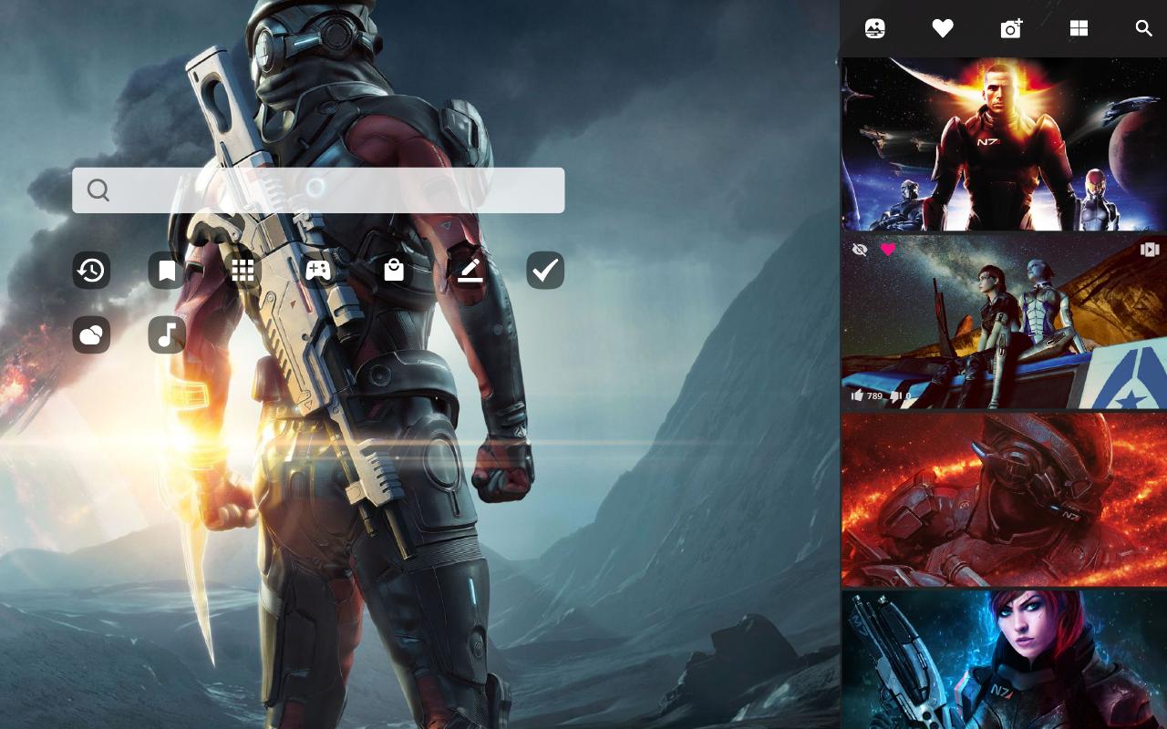 Mass Effect video game